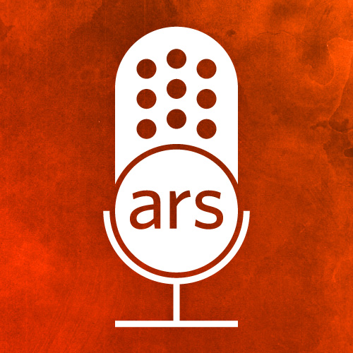 The Ars Technicast  logo