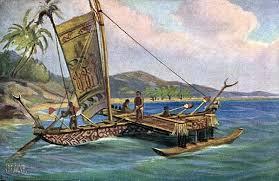 Native American admixture into Polynesia!