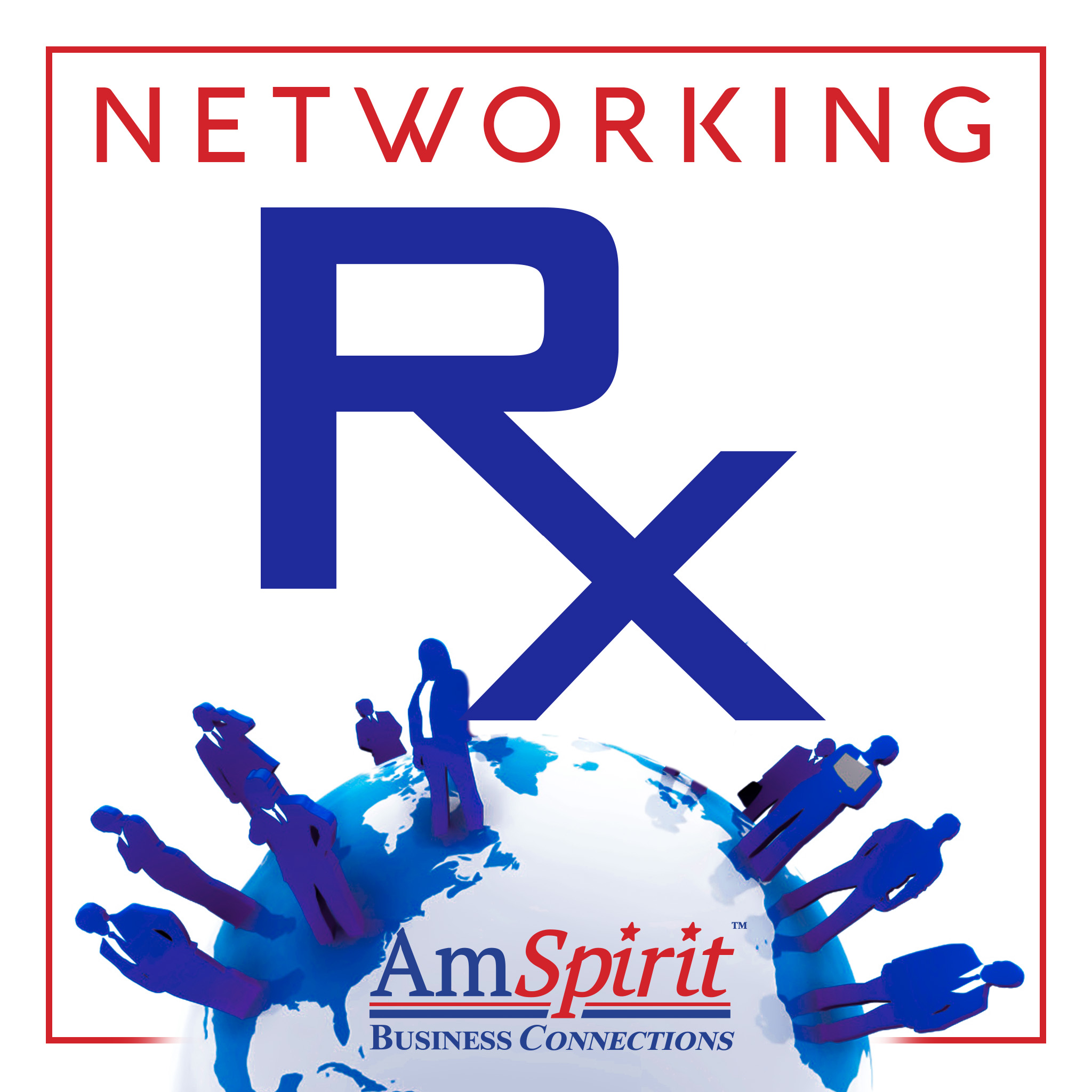 Artwork for Every Networking Contact Has Opportunity (EPS 016)