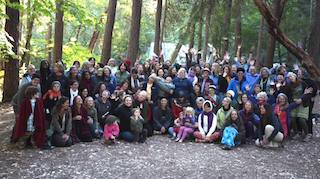 West Coast Women's Permaculture Gathering