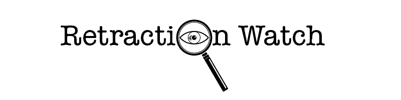 Retraction Watch logo