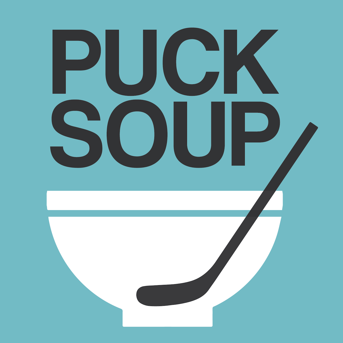 Puck Soup show art
