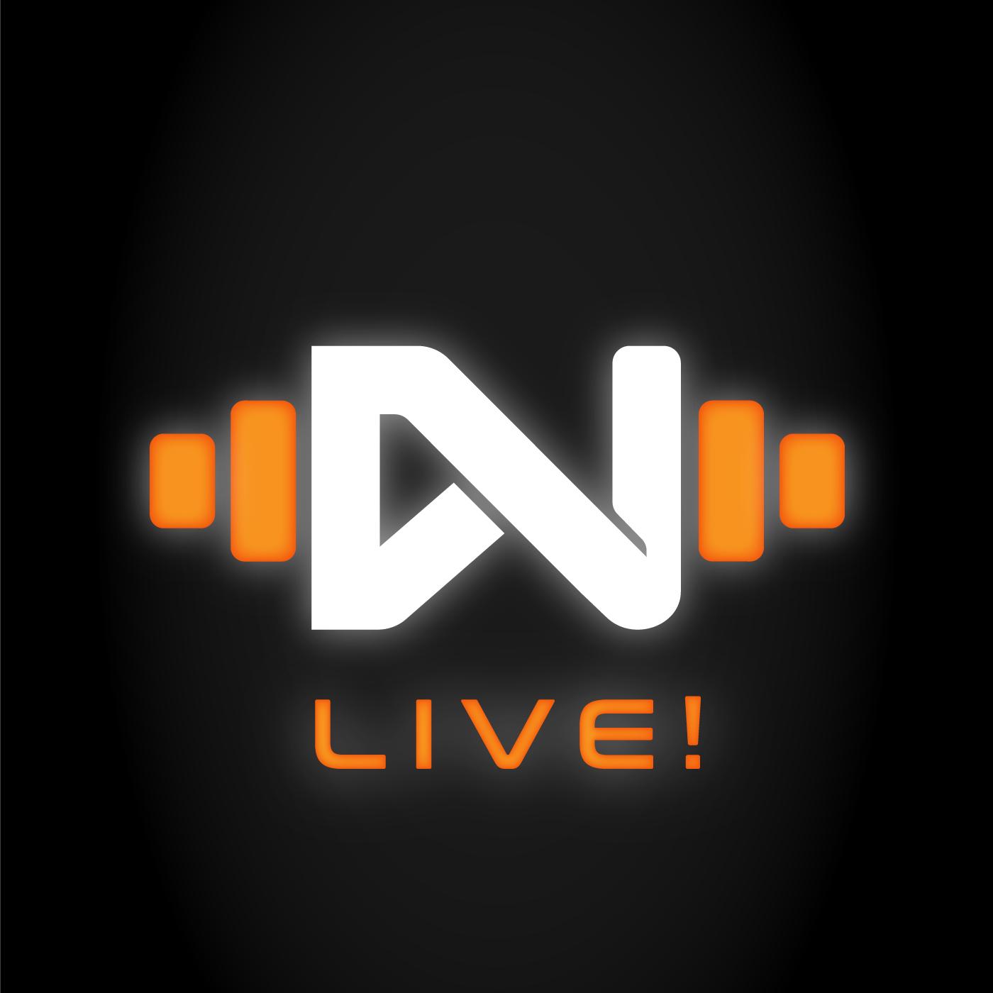 Derek Noel Fitness Live show art