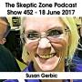 Artwork for The Skeptic Zone #452 -18.June.2017