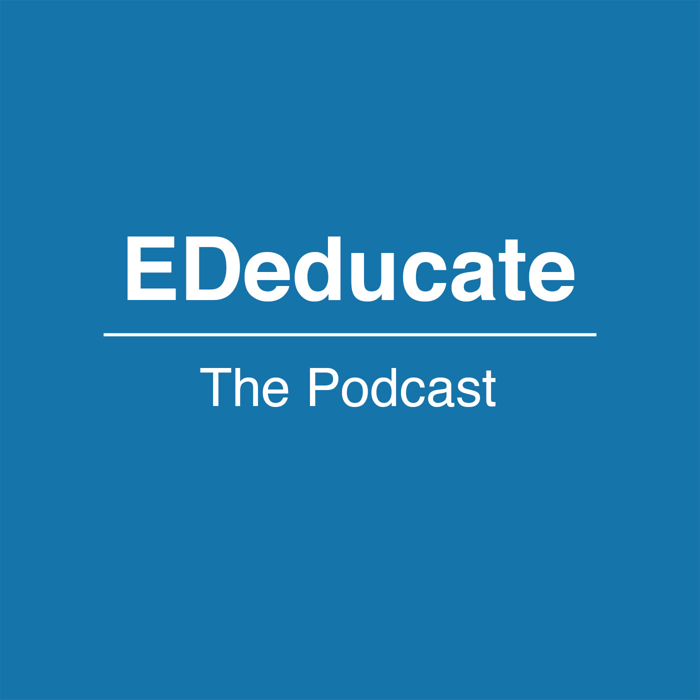 EDeducatePodcasts show art