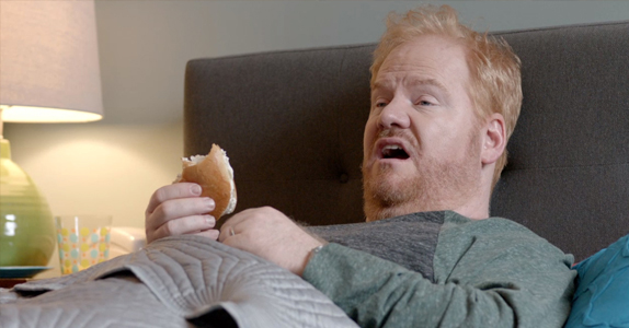 "Write On with ""Jim Gaffigan Show"" Co-Writer Jeannie Gaffigan who Talks Collaboration, Balance, and Jim's Appetite"