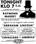 Artwork for 201-140324 In the Old-Time Radio Corner - Cavalcade of America