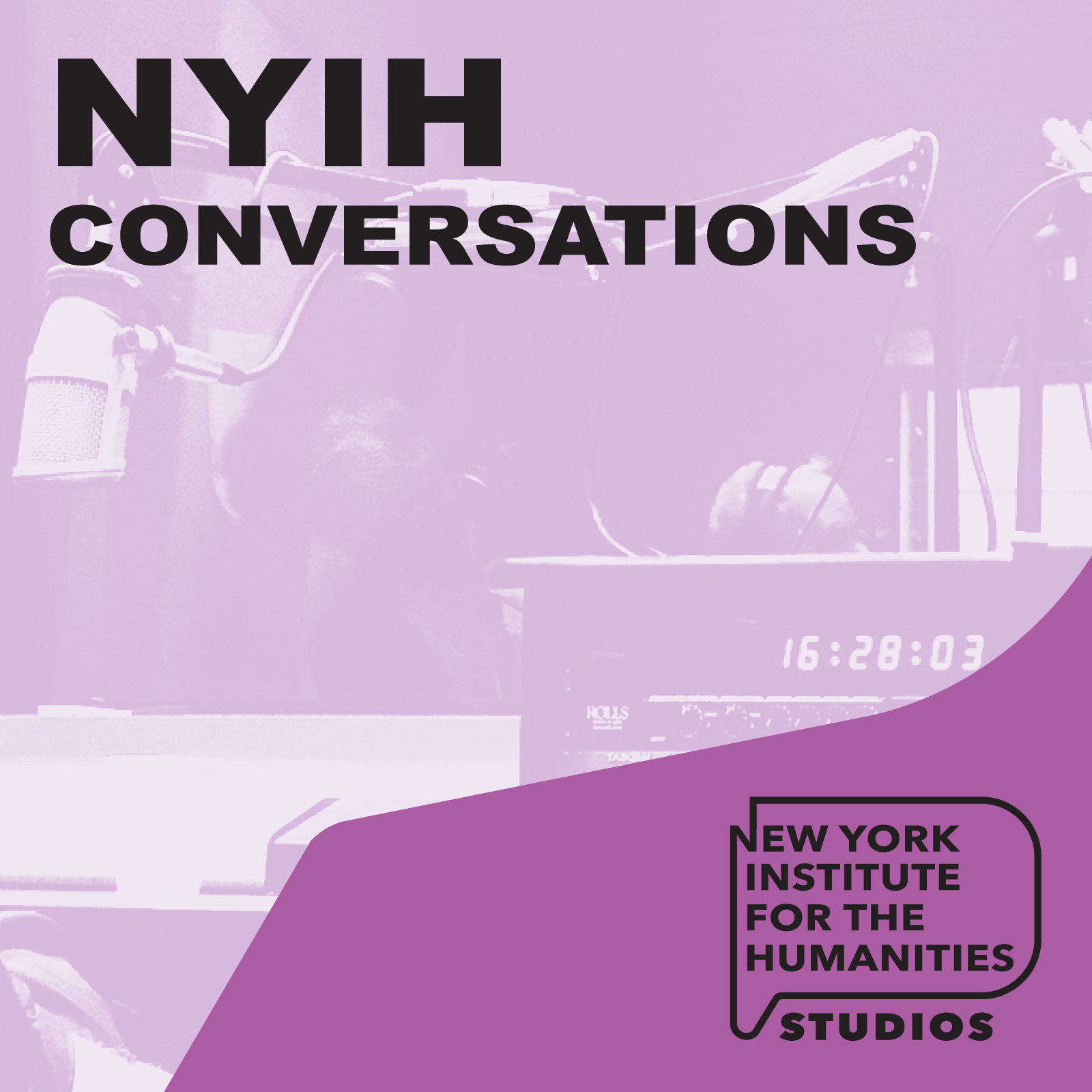 NYIH Conversations show art