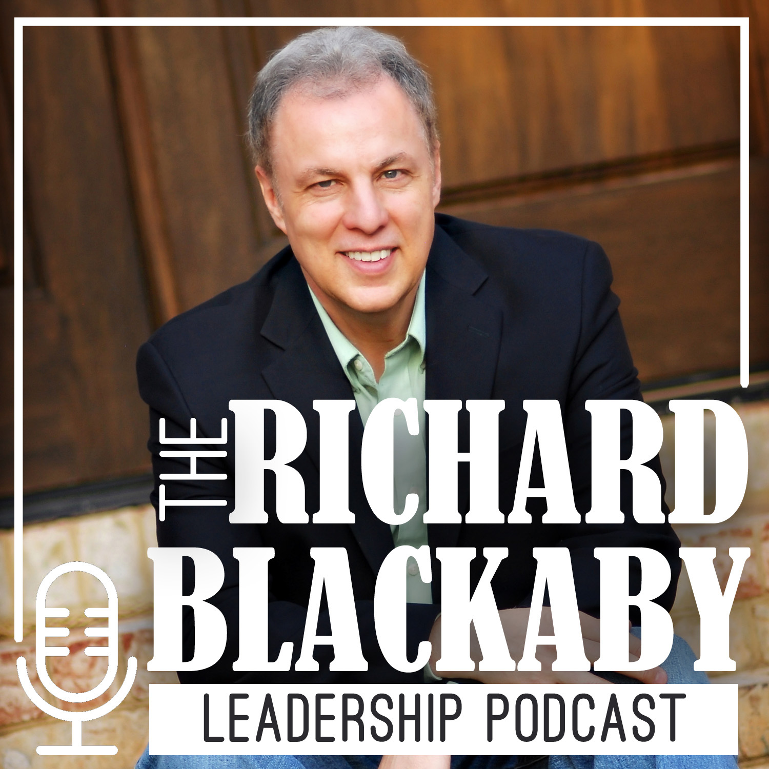 The Richard Blackaby Leadership Podcast show art