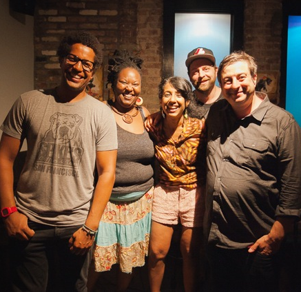 Ep. 34:  Eugene Mirman, Mima McMillan and Mike Denny - July 21, 2015