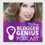 Artwork for #000 The Blogger Genius Podcast Will Help You Grow Your Business