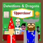 Artwork for Lesson # 90 - Upper Class and Dragons