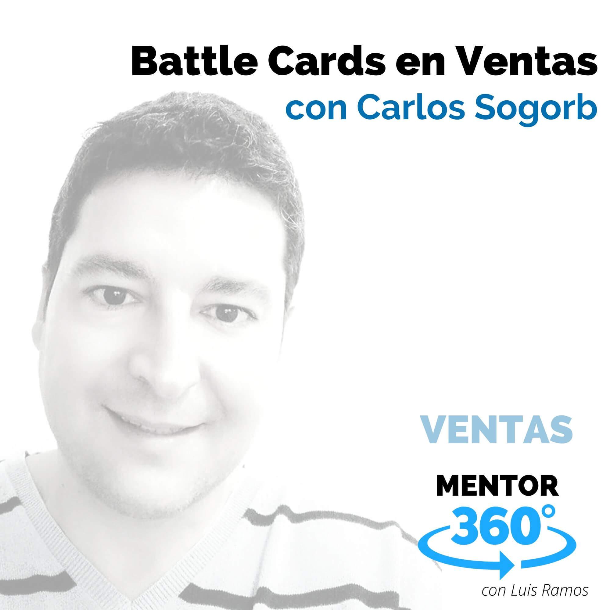 Battle Cards en Ventas, con Carlos Sogorb - VENTAS