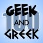 Artwork for 100 EPISODES!!! Geek and Greek Podcast