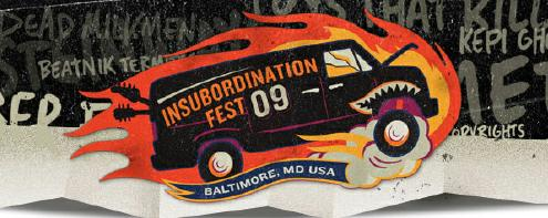 Jersey Beat Podcast 62 - Insubordination Festival Special
