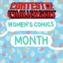 Artwork for Women's Comics Month, part 1.