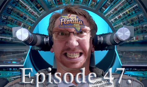 Episode 47: A Total Recall Vacation Story