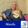 Artwork for Manila, Philippines | Exploring Intramuros and finding speakeasies with Kathy