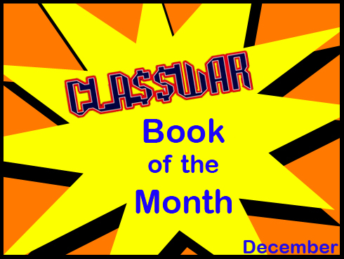 Cammy's Comic Corner - Book Of The Month - CLA$$WAR