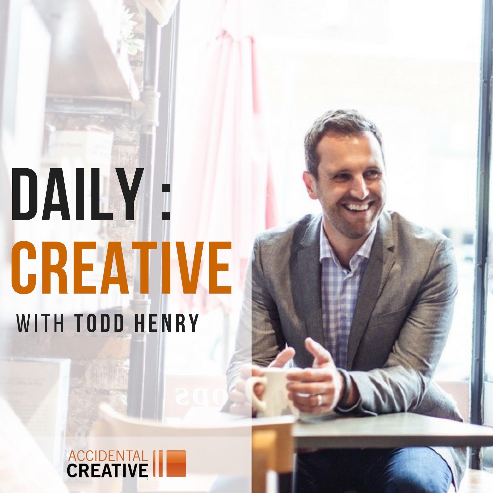 The Daily Creative show art