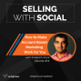 Artwork for How to Make Account Based Marketing Work for You, with Sangram Vajre, Episode #54