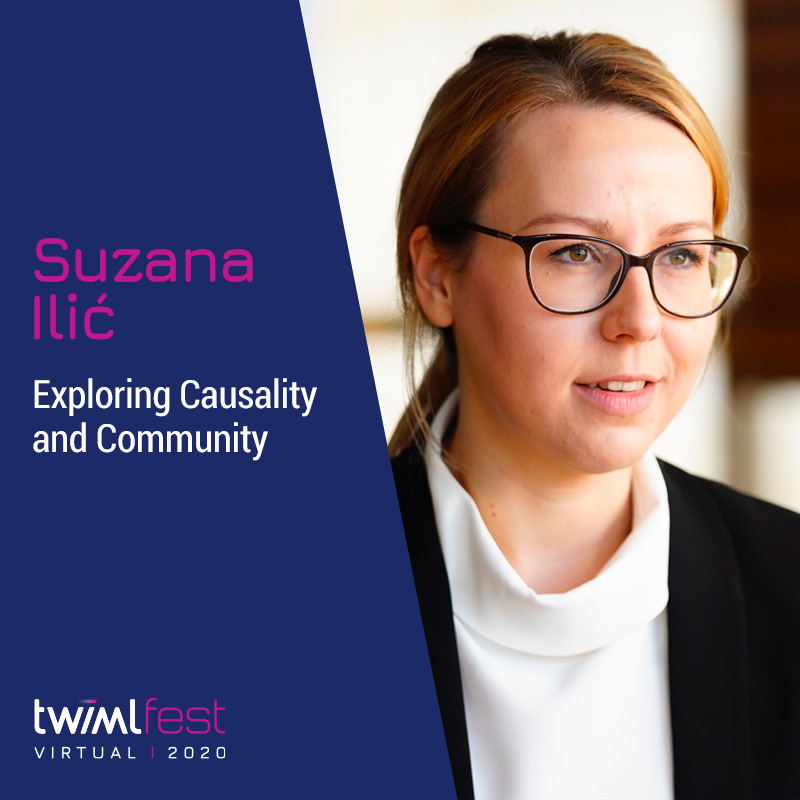 Exploring Causality and Community with Suzana Ilić - #419