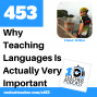 Artwork for Why Teaching Languages is Actually Very Important
