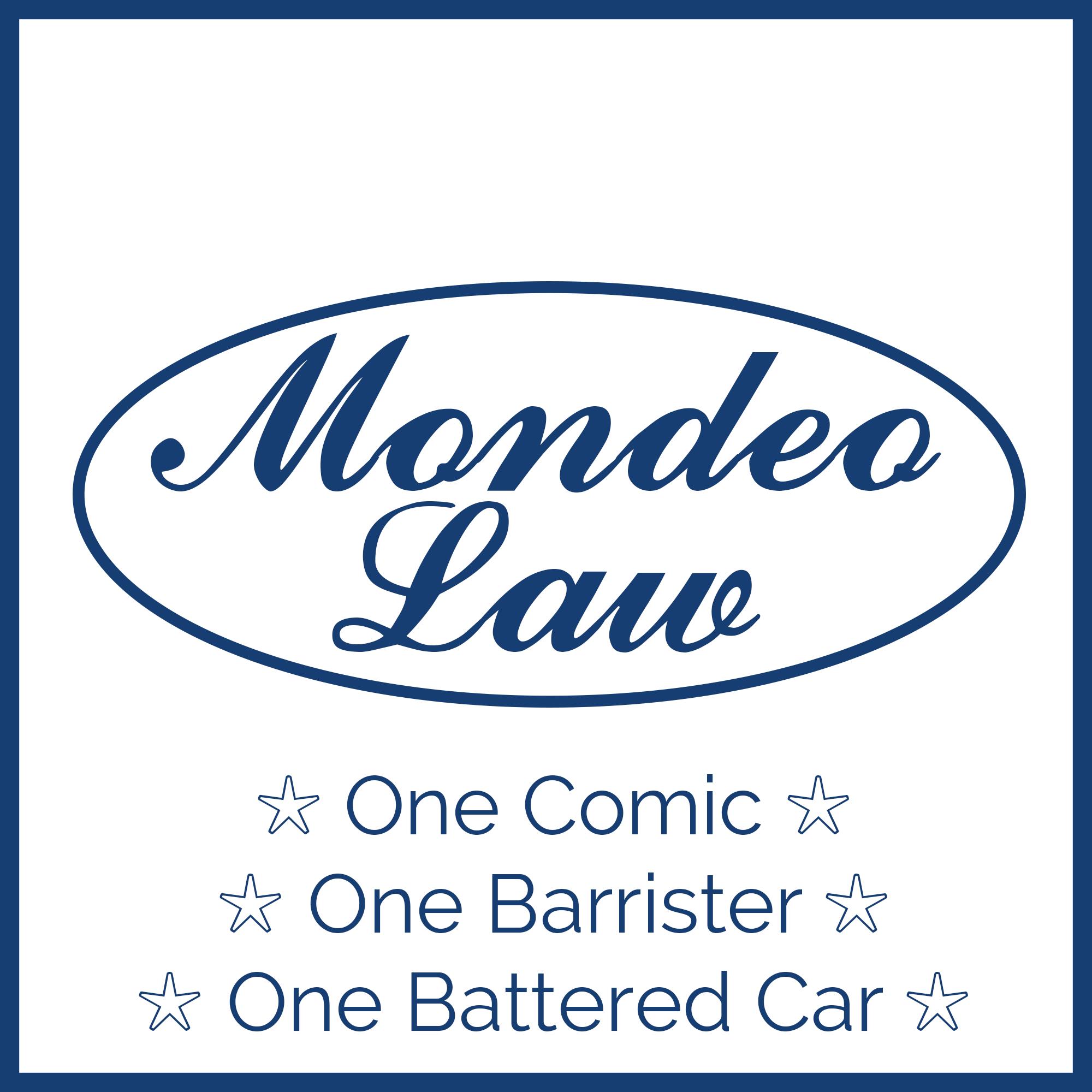 Mondeo Law show art