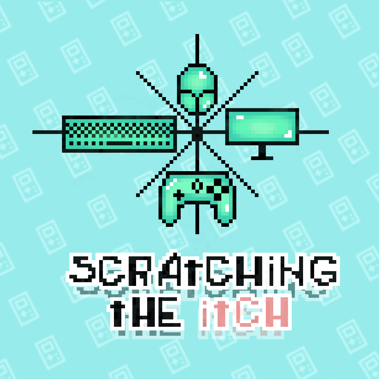 Scratching the Itch show art