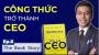 Artwork for #98: [TBS] - Công thức để trở thành CEO thành công?