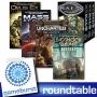 Artwork for GameBurst Roundtable - Video Game Novels
