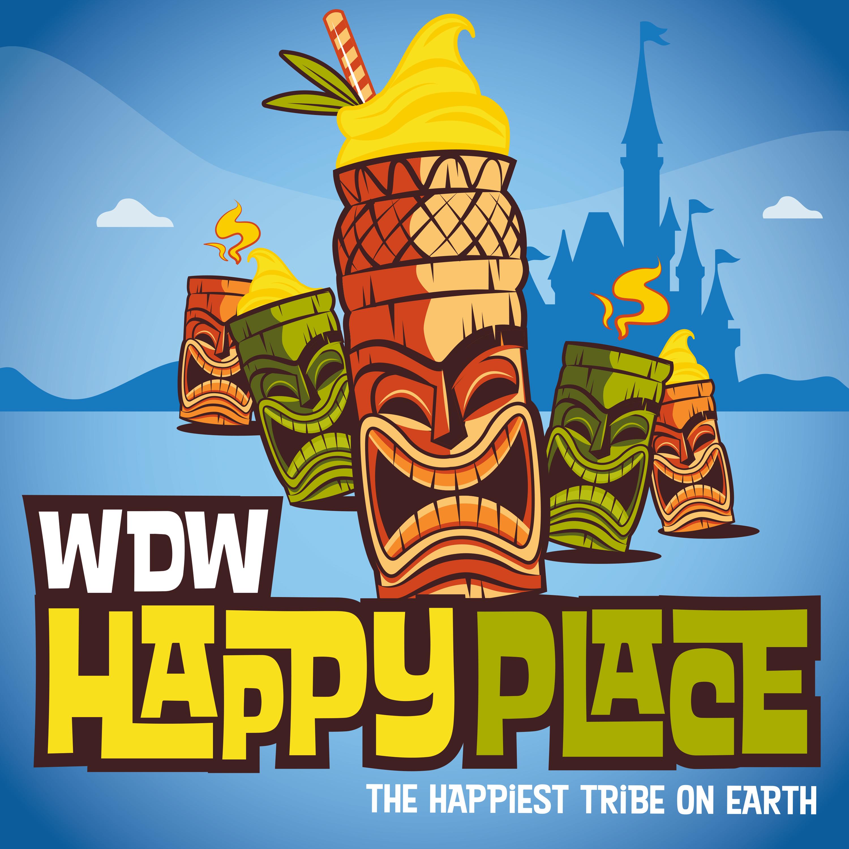 WDW Happy Place  show art