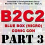 Artwork for Pt 3 of B2C2 Interview with Alphie Jimenez - Live at the Blue Box 4-25-15