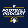 Artwork for Running Back Rankings & Tiers + Common Draft Mistakes w/ J.J. Zachariason (Ep. 373)