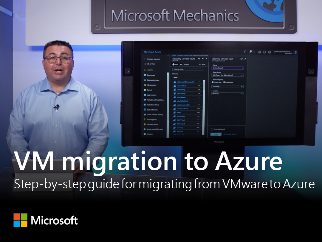 Artwork for Virtual machine migration to Azure