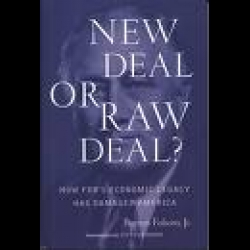 fdcd85ab8567 American Conservative University Podcast  Show 690 Two segments. New Deal  or Raw Deal and Is There Anything Good About Men  Prager talks to authors.