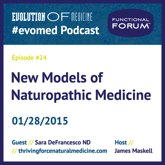 New Models of Naturopathic Medicine