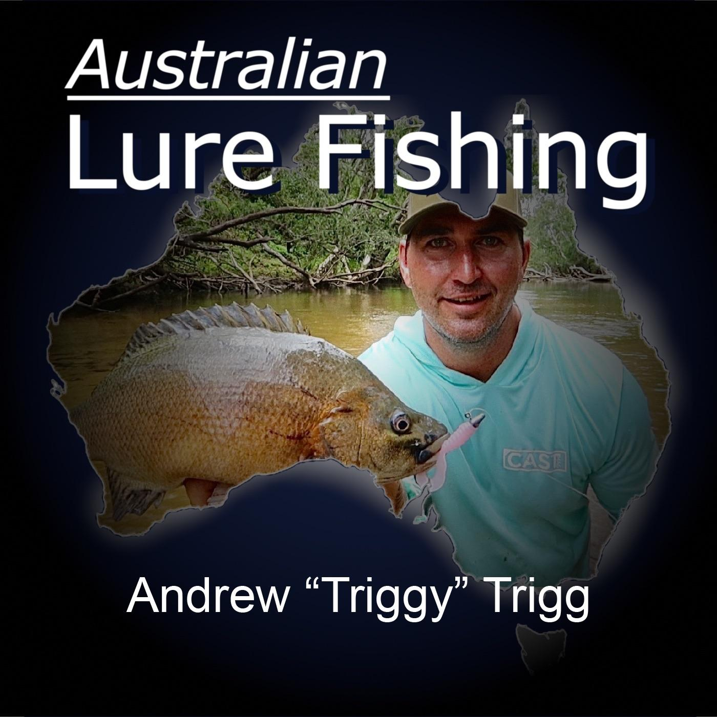 Episode 174: Connors River Sooty Grunter With Andrew Trigg
