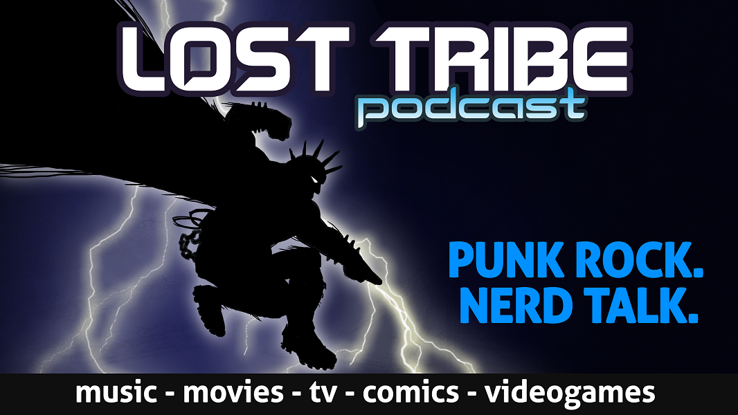 Lost Tribe - Episode 1: Action Heroes