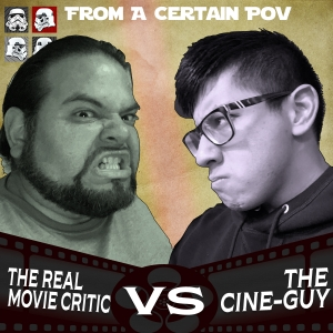 The Real Movie Critic VS The Cine-Guy