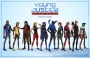 Artwork for SDCC 2017 - Young Justice Roundtable
