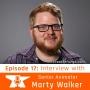 Artwork for Episode 17 - Marty Walker: Senior Animator at Bento Box