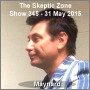 Artwork for The Skeptic Zone #345 - 31.May.2015