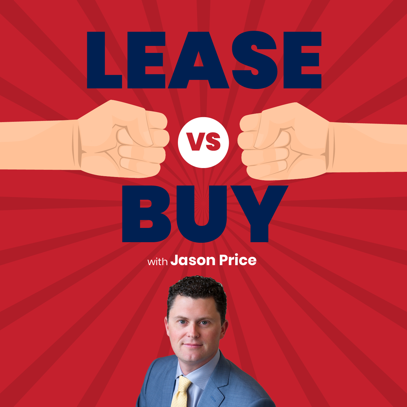 Artwork for Lease vs. Buy with Jason Price