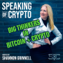 Artwork for SOC090. Dr. Jane Thomason, CEO at Fintech Worldwide, on Blockchain For Impact in Action WCW008.
