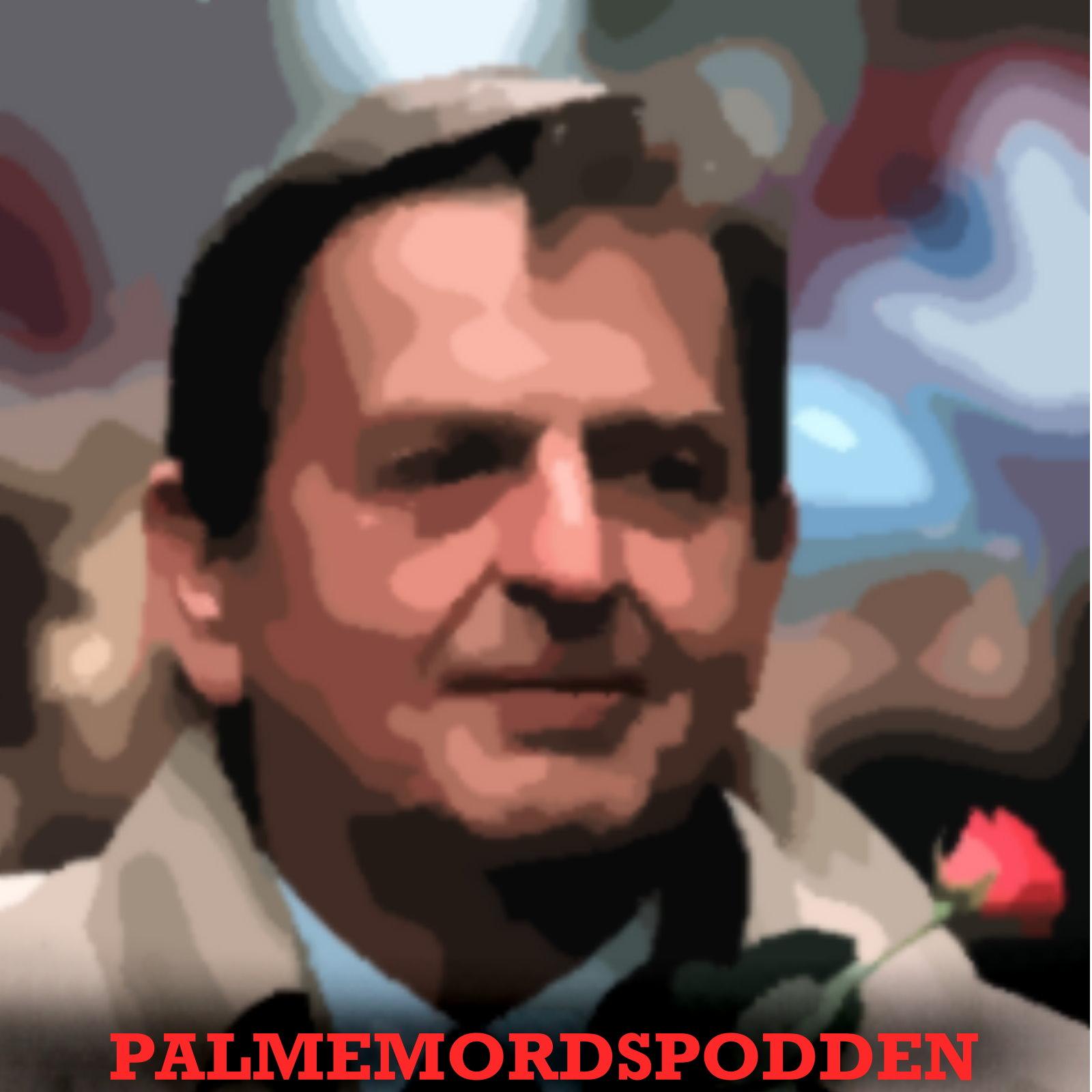 PALMEMORDSPODDEN show art