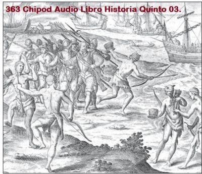 363 Chilepodcast Audio Libro Número 03 Historia Quinto.