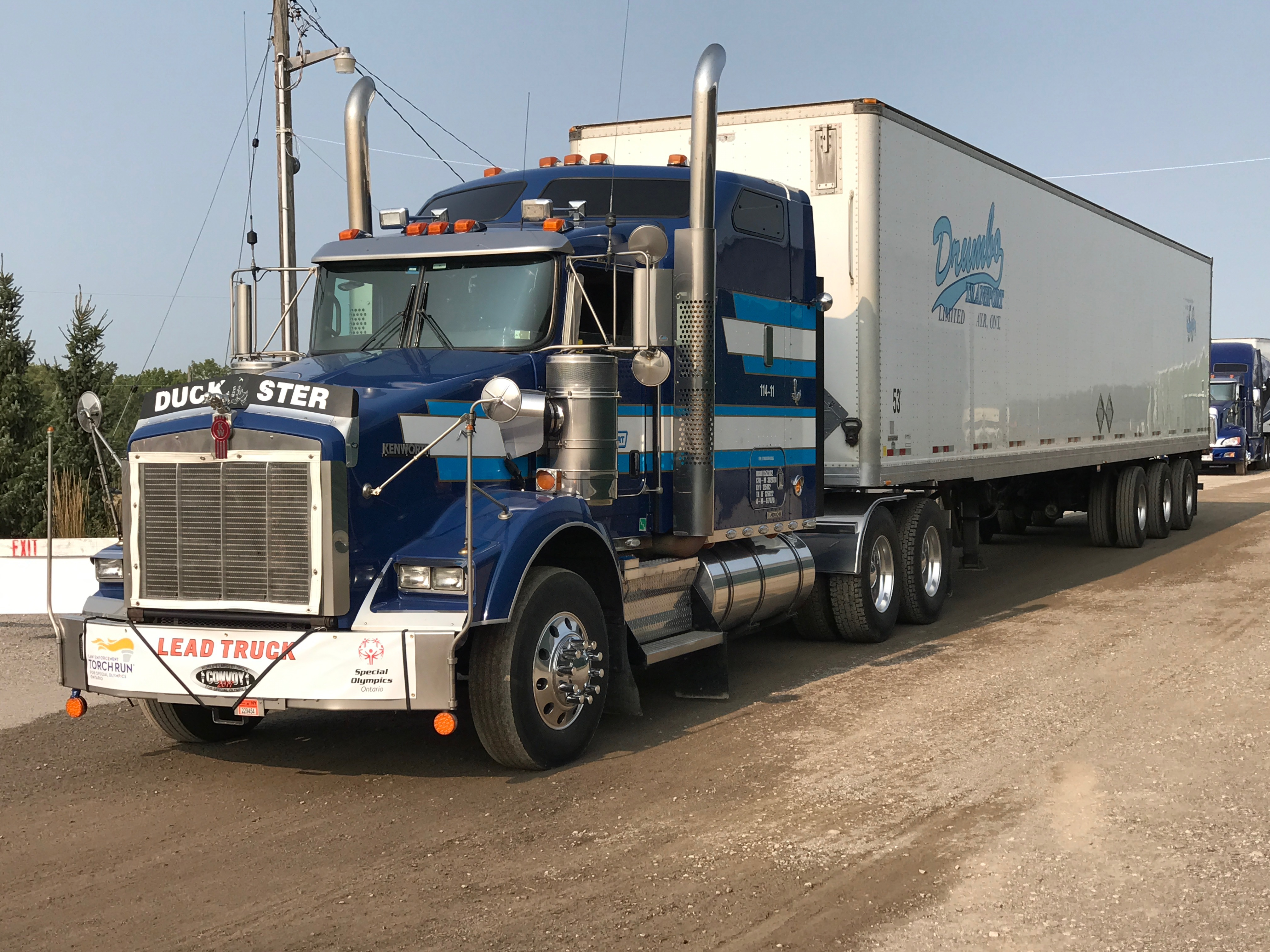 Lead Truck 2017-Duckster