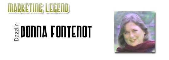 SEOdojo Radio: Episode 11 featuring Dazzlin' Donna Fontenot