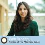 Artwork for Episode 370: Zara Raheem, Author of The Marriage Clock